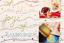 Favorite layouts / Inspiration, beauty, creativity.