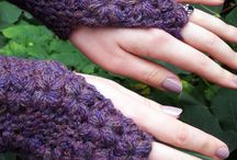 Crochet Mittens, mitts, and gloves / by Emily Duncan