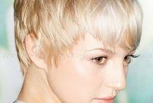 Pixie Hair / Short Pixie Cut