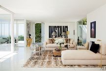 Living Rooms / by Kylie Wessling