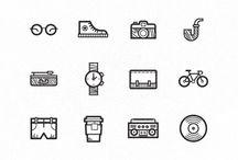 Íconos y símbolos