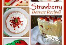 Strawberries.. / Recepies