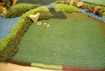 Crochet - Toys - Playmats & Games