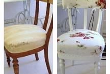 Reforma cadeira almofadasa