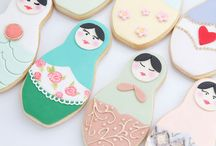 Cool cookies / by Alexia Beswick
