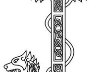 Letter J Tattoo Ideas Design
