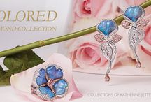 Katherine Jetter Colored Diamond Collection