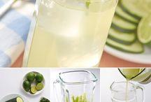 Recetas bebidas