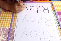 writing your name