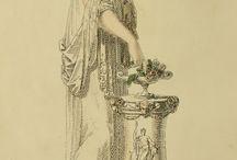 Jane Austen Festival inspiration / by Anni Shepherd