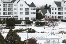 Getaways / Four-season escapes to The Osthoff Resort in Elkhart Lake, Wisconsin. / by The Osthoff Resort