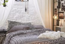 Nordic decor / Inspiration for great naps at your bedroom!
