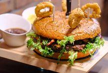 Menu a la carte Blue Bear Restaurant & Bar