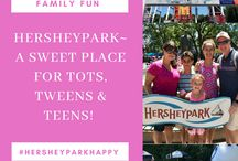 Theme Park Fun / Tips & Tricks from the Theme Parks we visit!