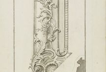 Neoclassicism and Barok Drawings