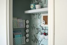Sowing closet