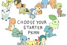 Pkmn !! ♥ / by Keeley Shull