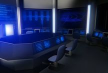 Starfleet War Room