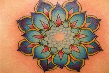 Tattoos / by Cathy Rader