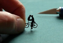 Miniatures and models / by Juliane Carneiro