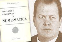 De Cuño y Letra / Homenaje a los autores numismáticos uruguayos.