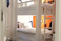 Børne- og gæsteværelse/ guest and children's rooms / chambres d'invités