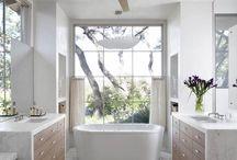 bathroom / by Sharon Washington