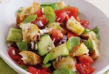 Super Salads / Scrummy salad recipes