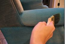 Painted Furniture: Upholstery