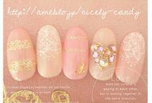 nail ideas / by Momo