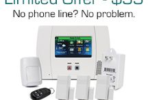Contact Security Featured Promotions / Smart Home Security Made Simple For a limited time, get this powerful package for only $99 – which is 50% off our regular installed price.  The fine print: $99 Offer valid on new 36 month monitoring contract at $32.95 per month, which includes full arm/disarm control on your smartphone or table.