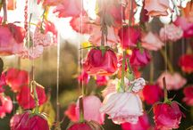 Bruiloft - roze