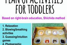 Toddler educational activities
