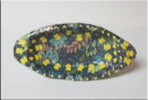 Paper Mache' Products(DND products) / Paper Mache decorative bowls.