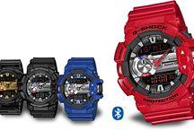 Đồng Hồ G-Shock - Tạo Nên Cá Tính Riêng Cho Bạn / Thiết kế ấn tượng với những đường nét góc cạnh tạo cá tính mạnh mẽ cùng hàng loạt tính năng tiện ích hỗ trợ cho người sử dụng như: Dual Time, World Time, Automatic Calendar, Stop Watch, Countdown Timer, Auto Led…vv. Vâng! Đồng hồ G-shock chính là những gì mà chúng ta đang nói đến.