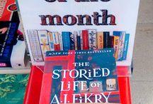 The book of the month / Chaque mois, un roman en langue anglaise sélectionné spécialement par notre rayon langue !
