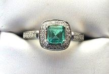 My next  ring / by Becki Sowers