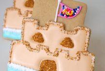 Baking: Sugar cookies - Cake