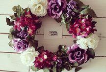 Kapı Süsleri-Door Trims / #kapı süsü #çiçek #flower #door trims #weeding