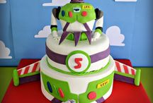 "Toy Story Party Ideas / The Little Monkey has asked to have a ""Bum Lightyear"" Party for his 3rd Birthday"