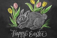 Easter and Spring / Happy Easter