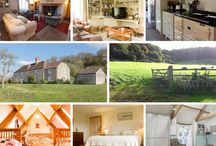 Park Farm  - Somerset / Sleeps 15 in large farmhouse in own grounds & woods of over 40 acres