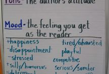 Fifth grade anchor charts / by Alex Taylor