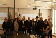 Prima zi a vizitei ministrului Angel Tîlvăr în Israel / (foto: MAE)