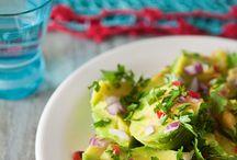 Salads / by Shirin Masica