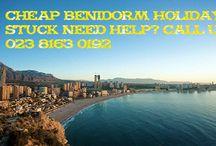 Cheap Benidorm Holidays