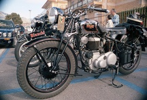 Moto Bianchi Epoca