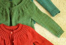 Knitting / Patterns & Projects