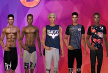 Sims 2 Clothing - Male