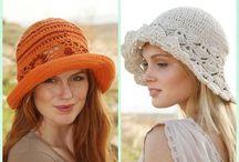 crocheting hats